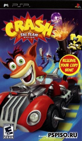 Crash Tag Team Racing [RIP]