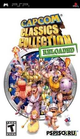 Capcom Classic Collection: Reloaded