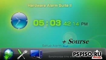 Hardware alarm suite II + Sourse