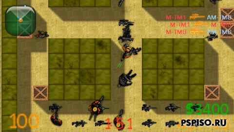 PSP Paintball v6.2b [Homebrew]