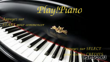 Play!Piano (Homebrew)
