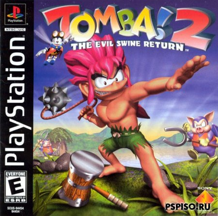 Tomba! 2: The Evil Swine Return [RUS]