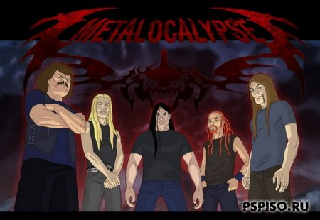 Металлопокалипсис 2 сезон / Metalocalypse 2 season