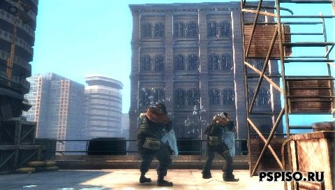 Первые скриншоты Army of Two: The 40th Day