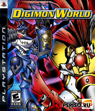 Digimon World [PSX]