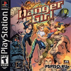 Danger Girl [PSX]