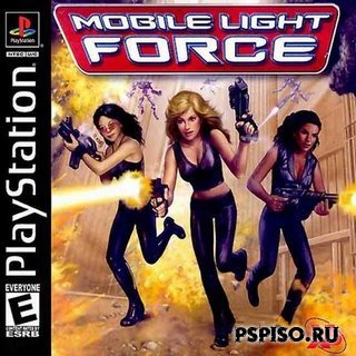 Mobile Right Force [PSX]