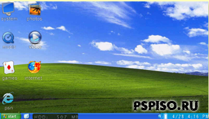 Windows Xp Desktop FIX Edition [CTF/5.00 M33]