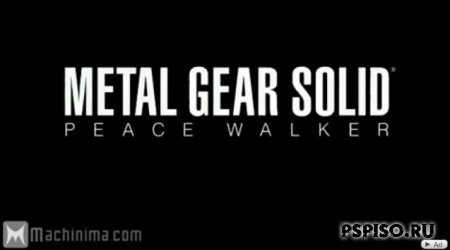 Metal Gear Solid: Peace Walker E3 2009[HQ Trailer]