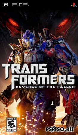 Transformers Revenge Of The Fallen (ENG)