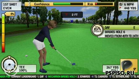 Tiger Woods PGA Tour 10 - USA