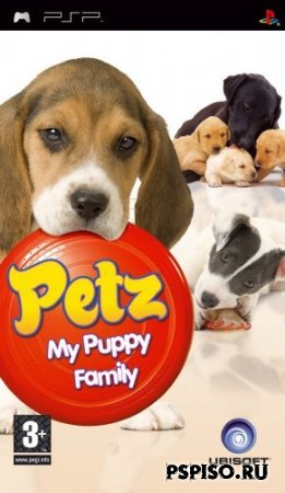 Petz My Puppy Family - Rus