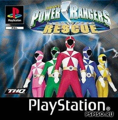 Power Rangers.Lightspeed Rescue [PSX] (RUS)