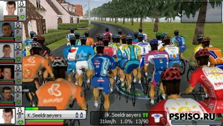 Tour de France 2009 Pro Cycling [ENG]