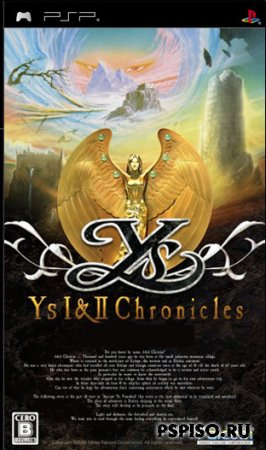 Ys I & II Chronicles - JPN