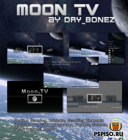 [CTF/5.00] Moon TV ENG