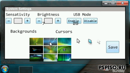 Windows PSP beta