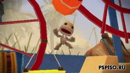 Little Big planet ��� psp �� 40% ������ ��� �� ps3