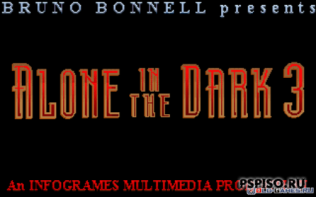 Alone in the Dark [FULL collections/Полная коллекция] [PSX][ENG]