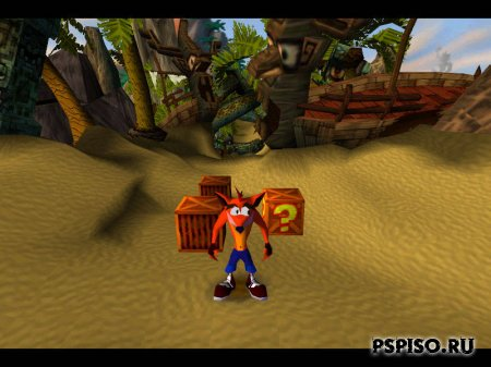 Crash Bandicoot [5 in 1]