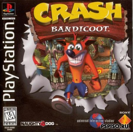Crash Bandicoot Full Collection