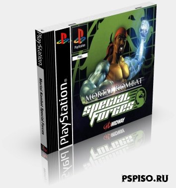 Mortal Kombat Special Forces [RUS]