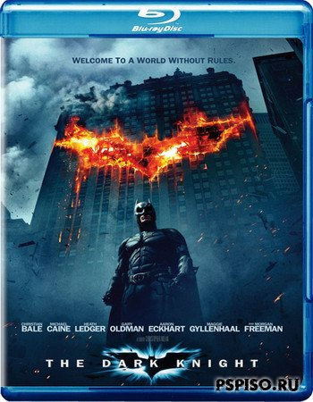 Темный рыцарь / The Dark Knight (2008) [Лицензия|Дубляж] BDrip