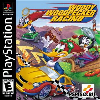 Woody Woodpecker Racing [RUS]