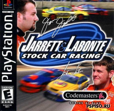 Jarrett and Labonte Stock Car Racing [PSX]