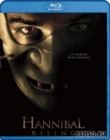 ��������: ����������� / Hannibal Rising [UNRATED] (2007) [��������|������] HDrip