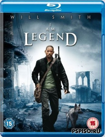 Я - легенда / I Am Legend (2007) [Лицензия|Дубляж] BDrip