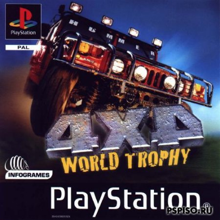 4x4 World Trophy [RUS][PSX]