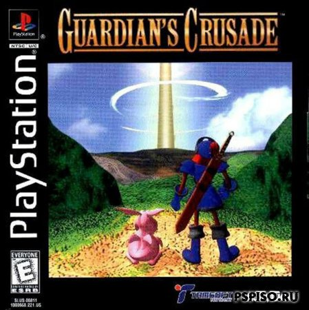 Guardian's Crusade [RUS][PSX]