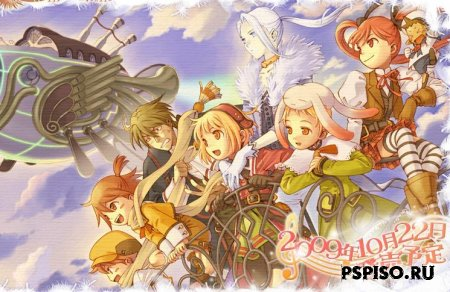 Princess Antiphona039;s Hymn: Angel039;s Score Op.A, новая музыкальная RPG от Nippon Ichi