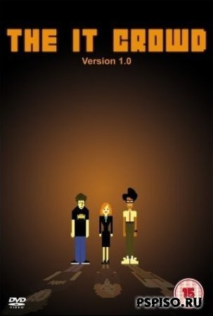 Компьютерщики: Сезон 1 / The IT Crowd [2006] DVDRip