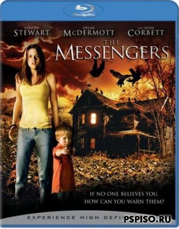 Посланники / The Messengers (2007) HDrip