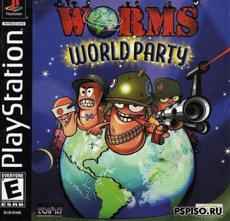 Worms World Party RUS RIP
