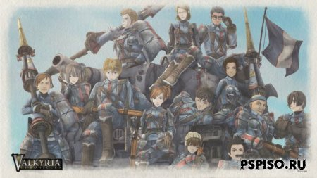 �������� ����� Valkyria Chronicles 2