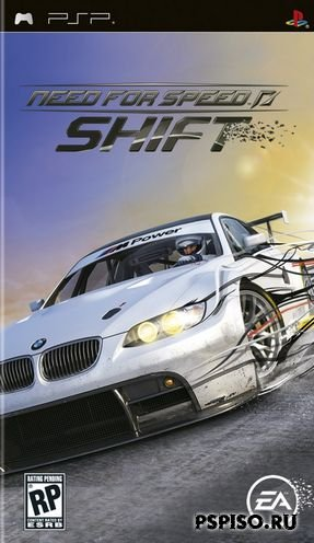 Need For Speed:Shift:������ ���������� ����� � PSP!