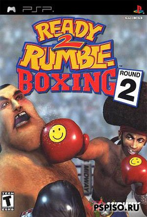 Ready 2 Rumble Boxing Round 2 [Rus] [PSX]