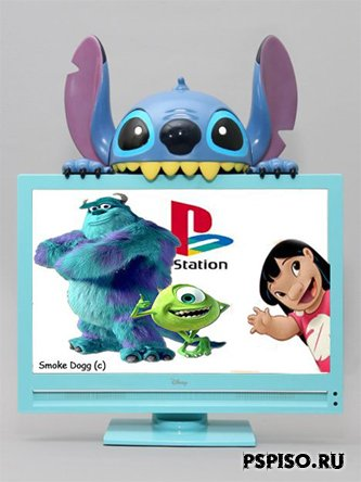 Lilo&Stich + Monsters INC. (RUS)