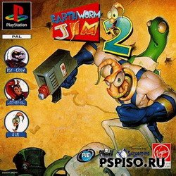 Earth worm Jim 2 [RUS][PSX]
