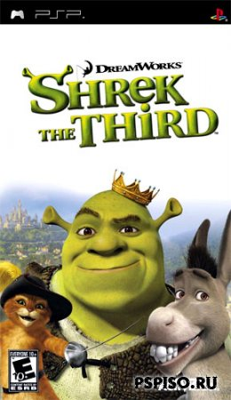 Shrek the Third - RUS