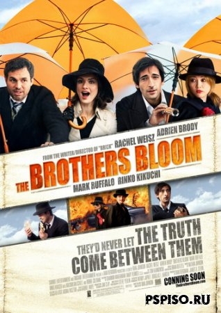 Братья Блум / The Brothers Bloom (2008) DVDRip