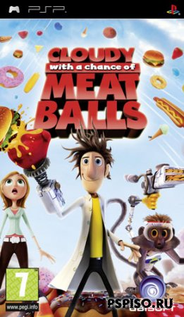 Cloudy With a Chance of Meatballs - USA