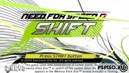 Need for Speed: Shift - USA - �������� psp, psp gta,  ���� ��� psp �������,  �������� ��� psp.