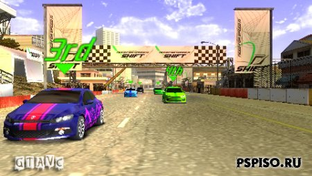 Need for Speed: Shift - USA - psp gta, ���� ��������� ��� psp, �������� ��� psp, ������� psp.