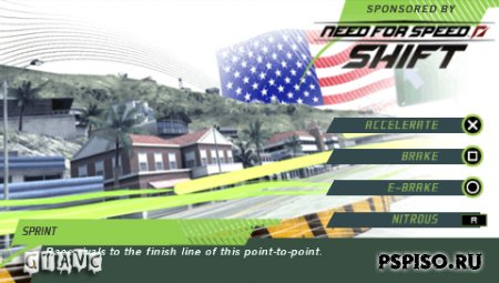 Need for Speed: Shift - USA - ���� �a psp,  ���� ��� psp �������,  ������� psp, psp gta.