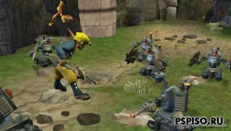 ����� ��������� �� ���� Jak and Daxter: The Lost Frontier