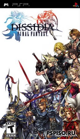 Dissidia.Final.Fantasy - USA [RIP]